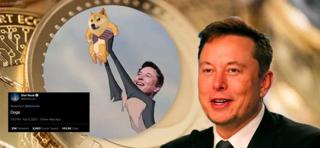 Илон Маск и Doge