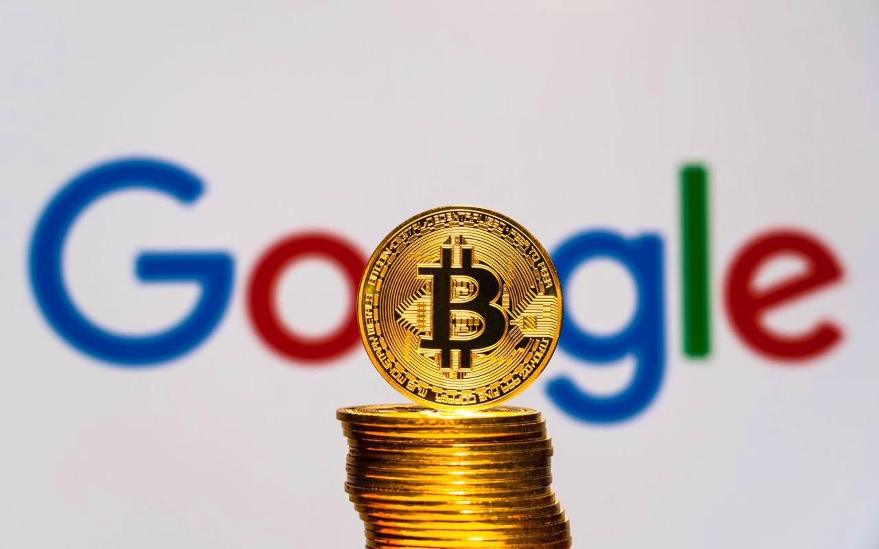 Google и Bitcoin