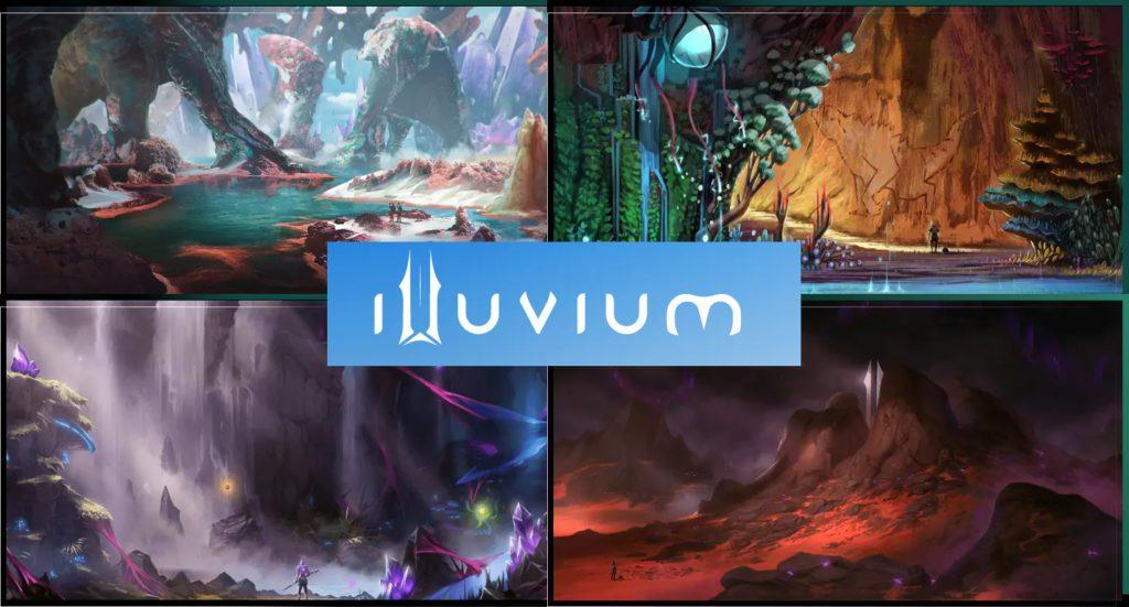 Illuvium графика игры