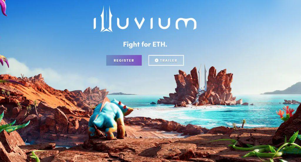 Крипто-игра Illuvium